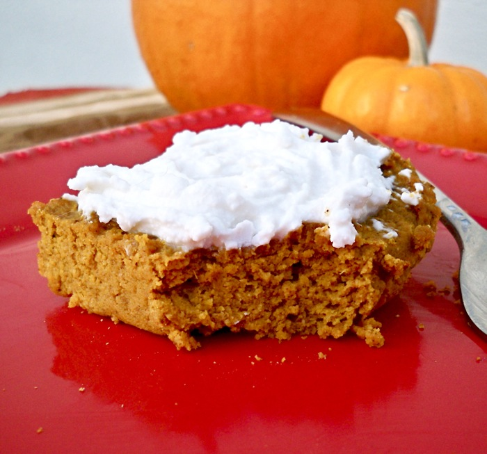 Pumpkin Spice Bread , Healthy Pumpkin Pie , and Cinnamon Whipped Cream ...