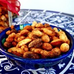 Roasted Chili Lime Nuts